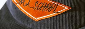 190520GoldSchoolCorduroyCap