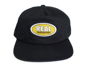190525RealOvalPatchSnapbackCap