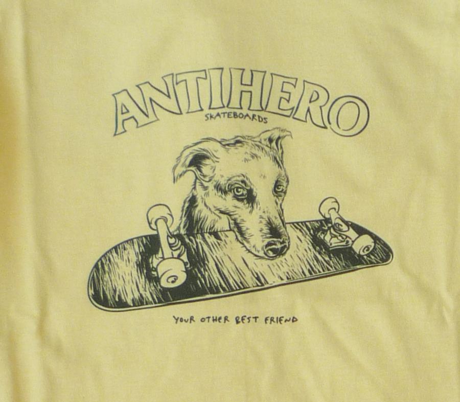 AntiHeroBestFriendTeeBanana