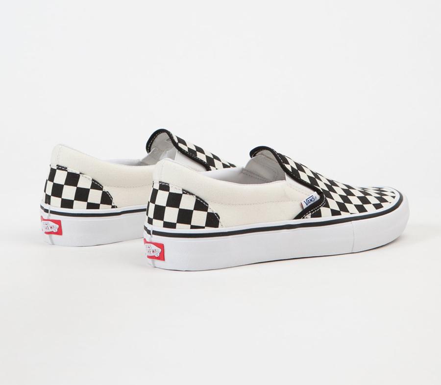 VansSliponProCheckerboardShoes6
