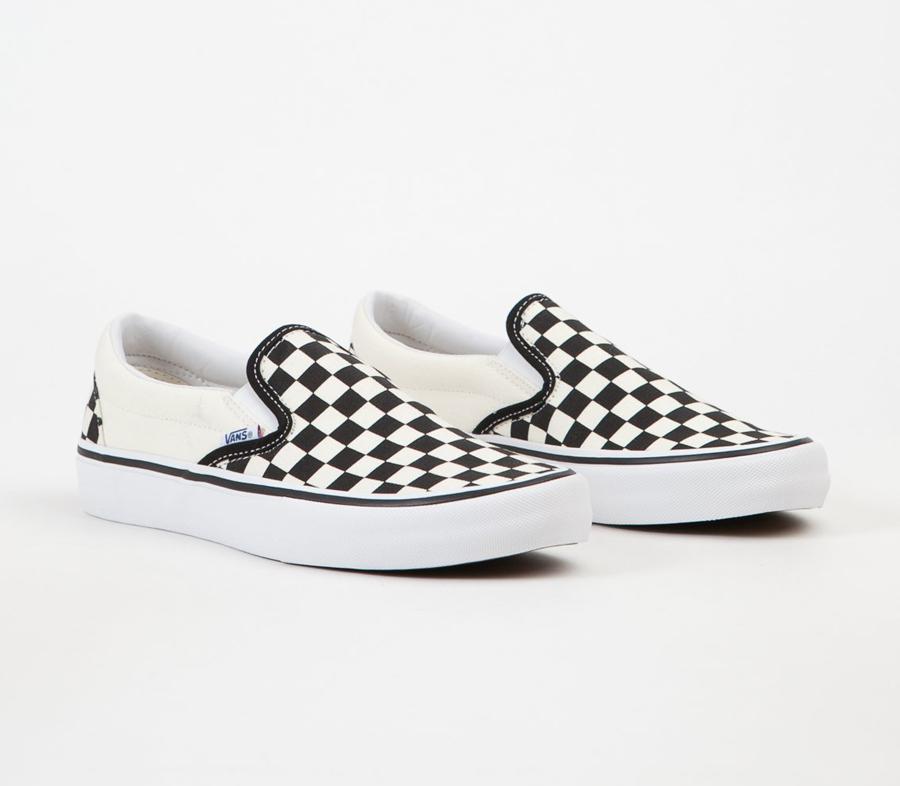 VansSliponProCheckerboardShoes8