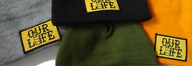 190713OurlifePatchBeanie