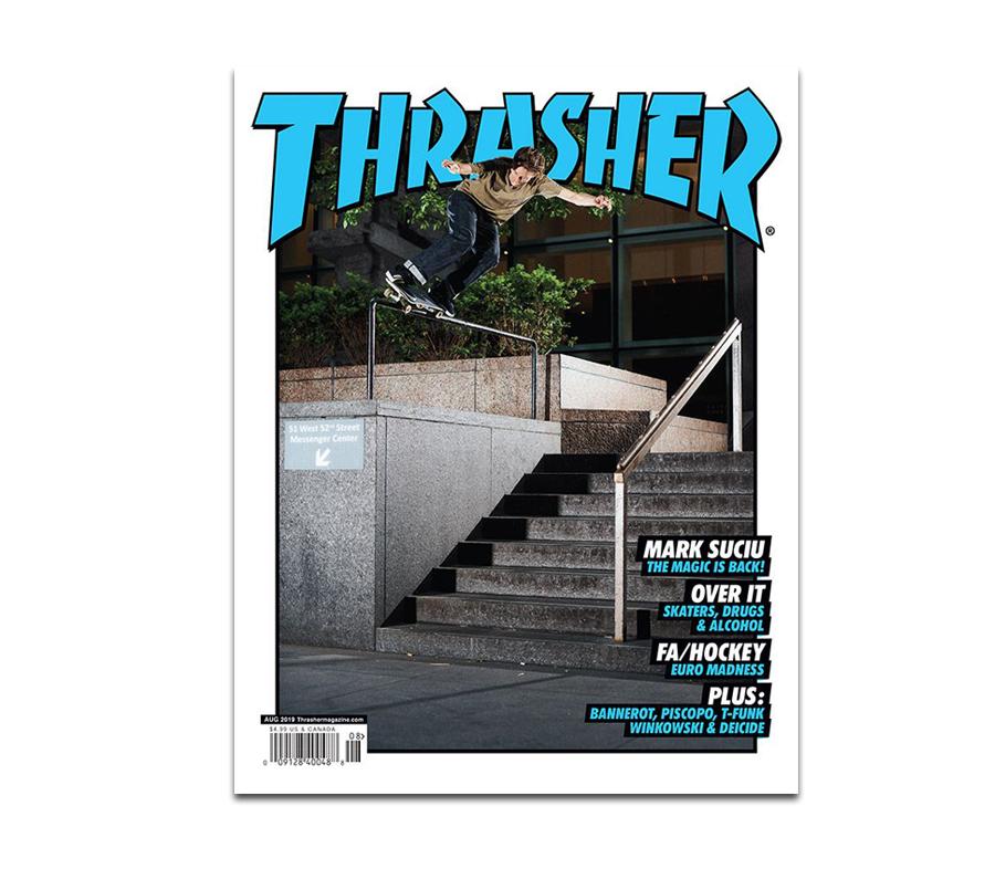 ThrasherMagazine2019August