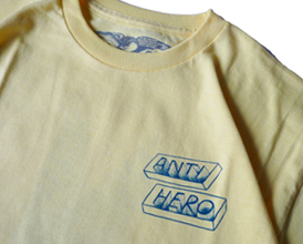 190901AntiHeroHerndonArtBananaYellowTee