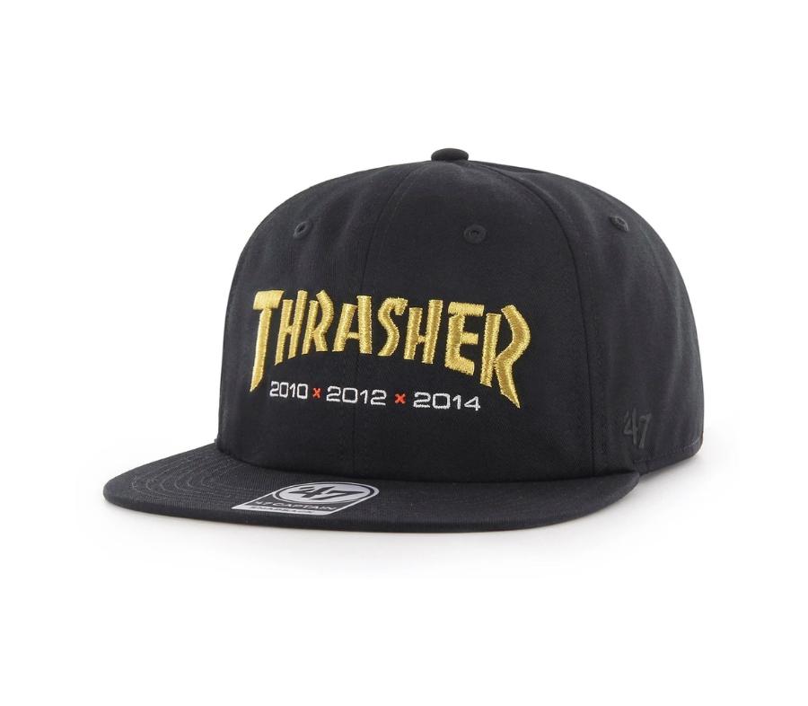 Thrasherx47SFGiantsGoldYearsCap