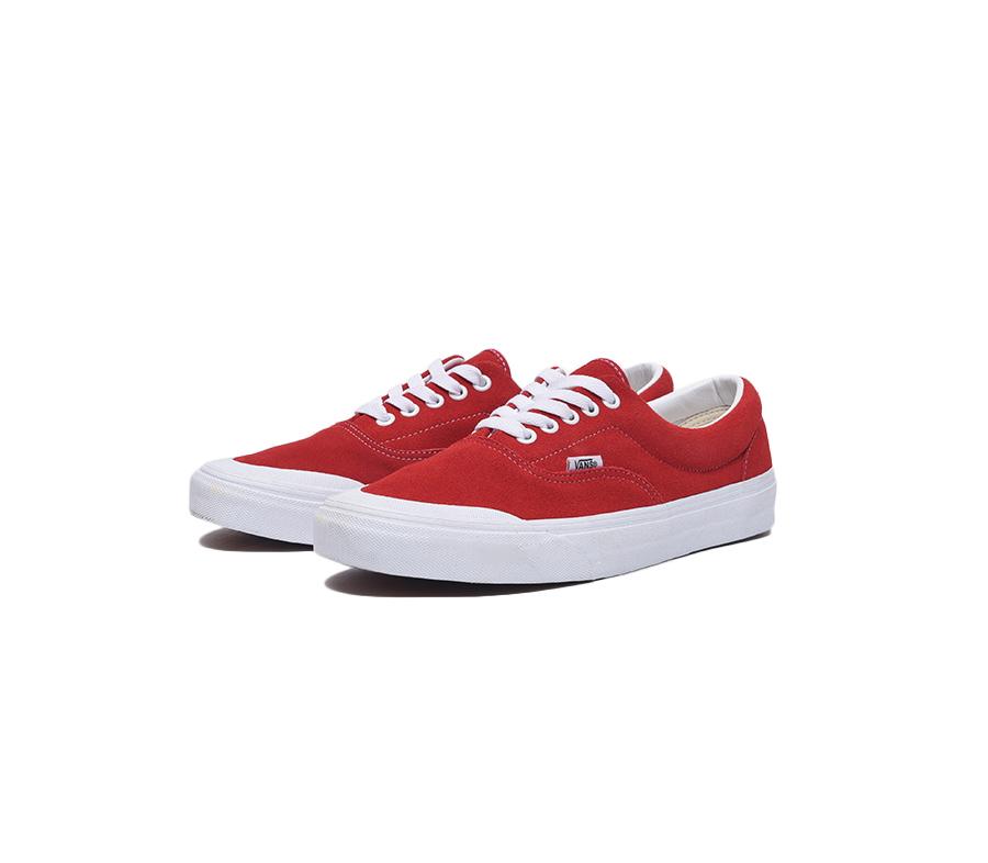 VansEraTcRacingRedShoes
