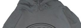191203RealOvalHoodieSolidCharcoal