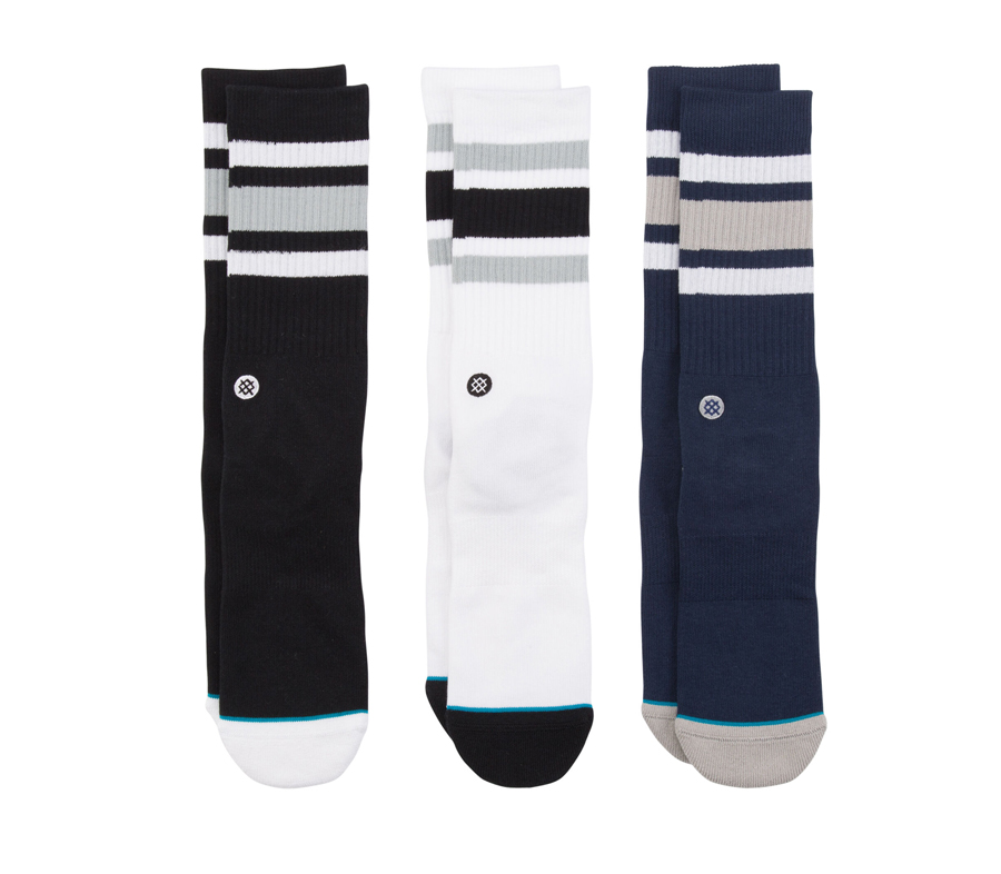 StanceSocksBoyd3PackSocks