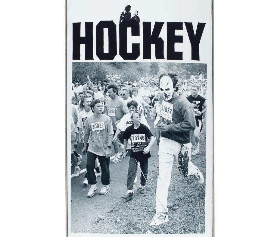 HockeyJohnFitzgeraldMarathonDeck2