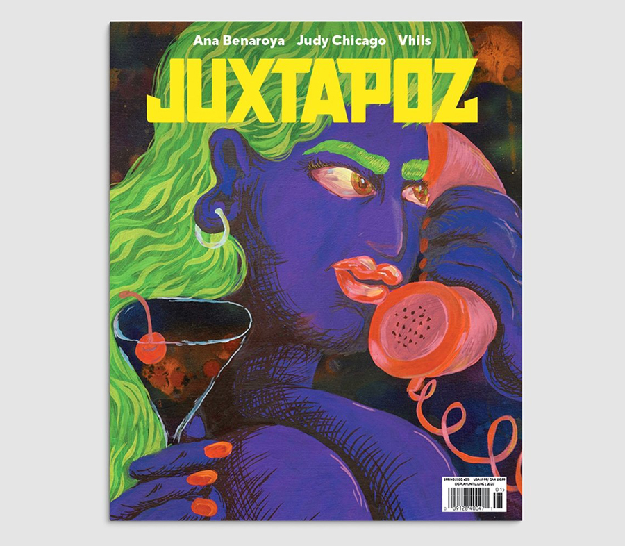 JuxtapozMagazine2020Spring