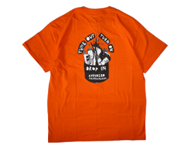 200405AntiHeroTuneOutPocketTeeOrange