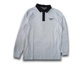 200412AntiHeroBasicEagleRugbyShirt
