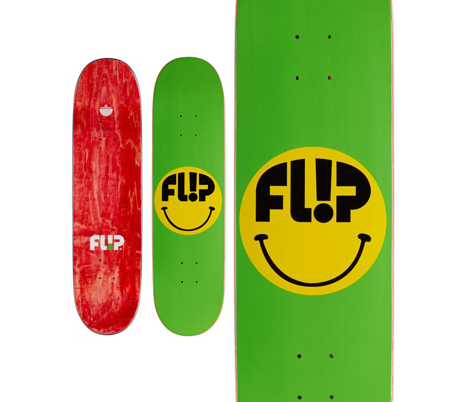 FlipSmiley8Deck