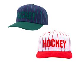 200902HockeyStriped5PanelCap