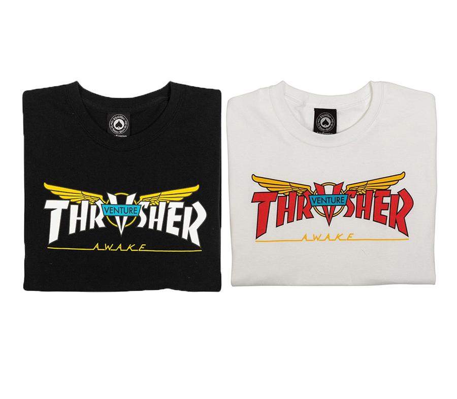 ThrasherVentureCollabTee