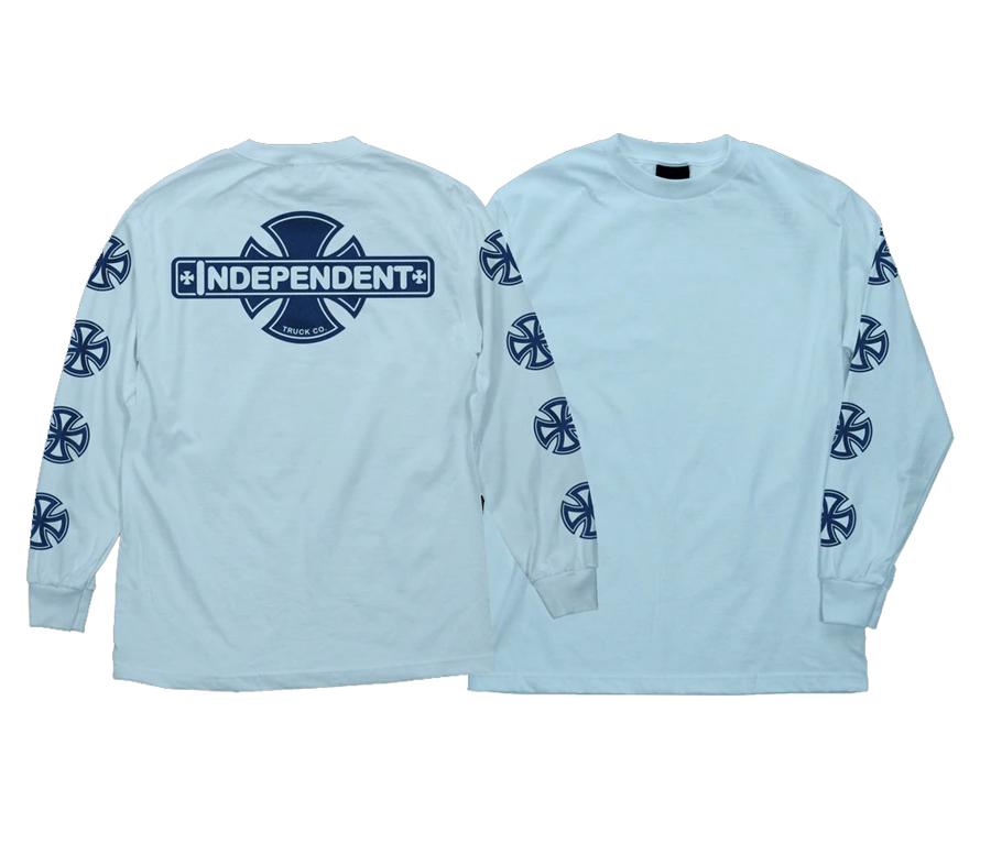 IndependentCrossFillLSTeePowderBlue