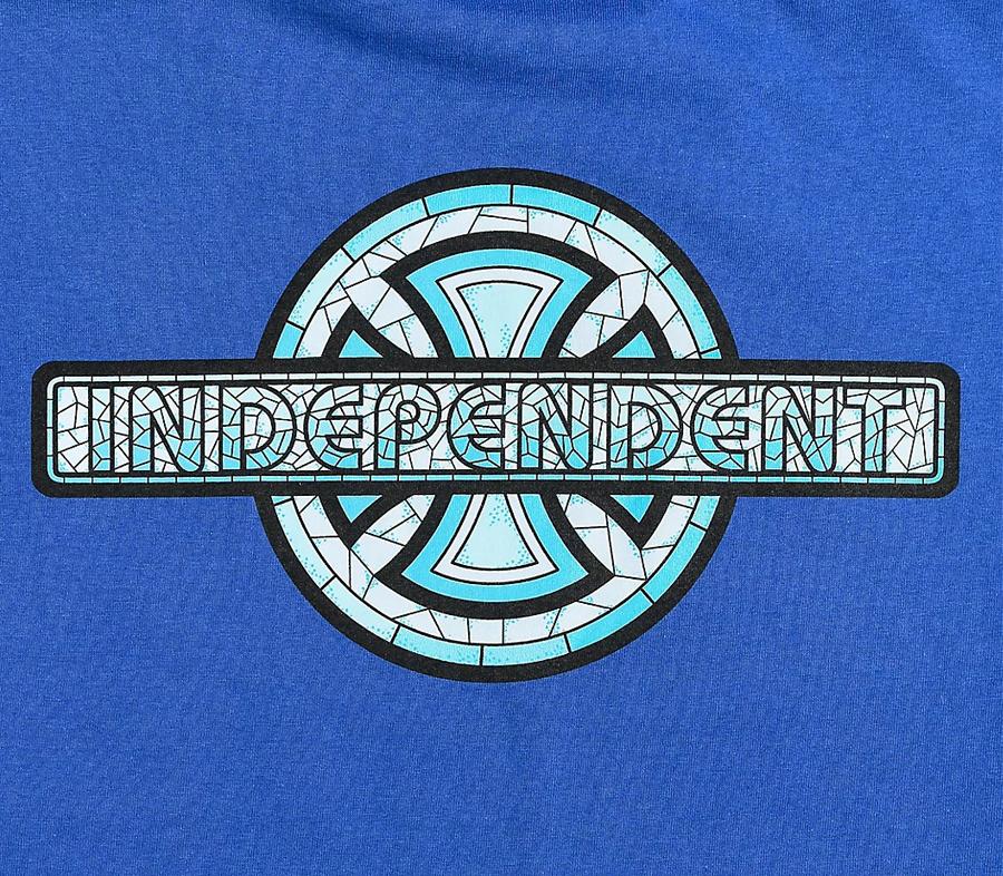 IndependentStainedGlassLSTeeRoyal3