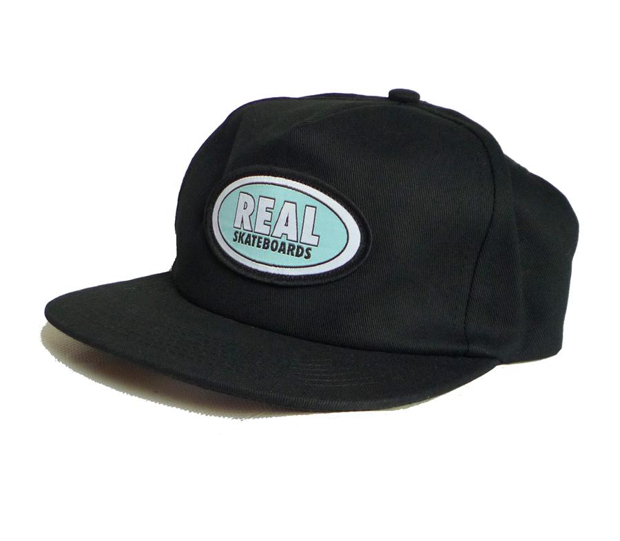 RealOvalCapBlackBlue3