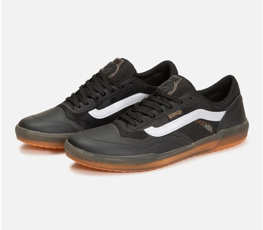 VansxFuckingAwesomeAVEBlackShoes