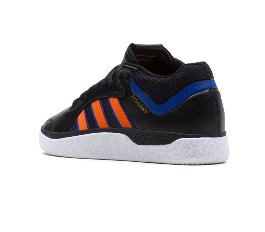 AdidasTyshawnCoreBlackOrangeRoyalBlueShoes4