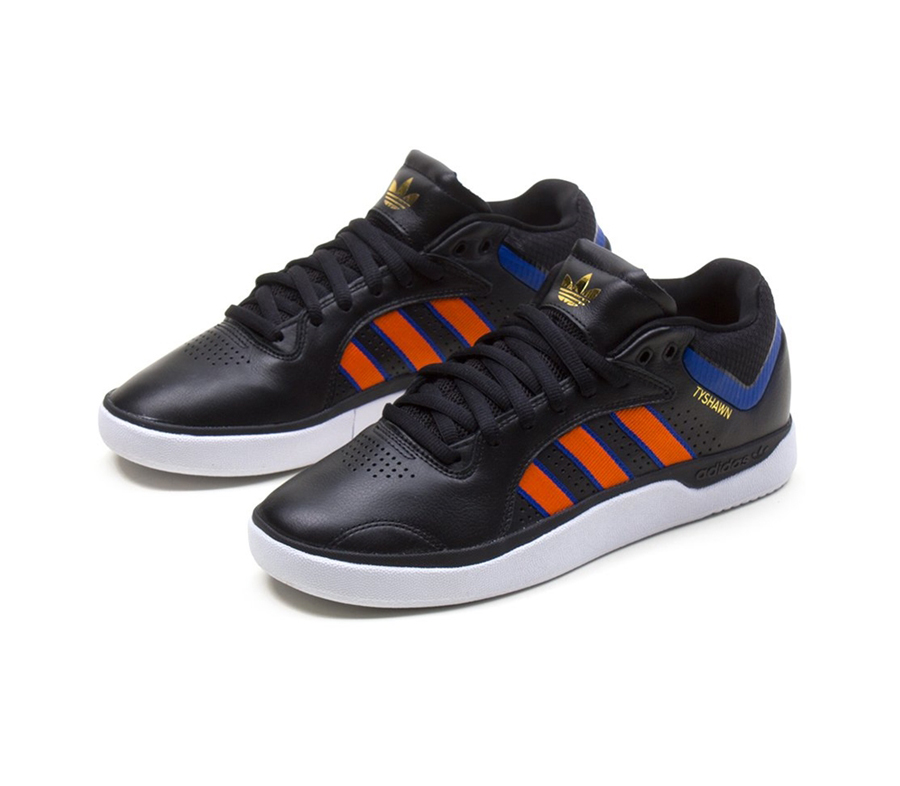 AdidasTyshawnCoreBlackOrangeRoyalBlueShoes6