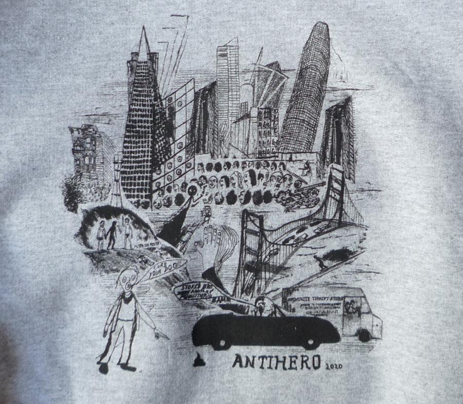 AntiHeroChrisJohanson2020SFNowAndThenHoodie2