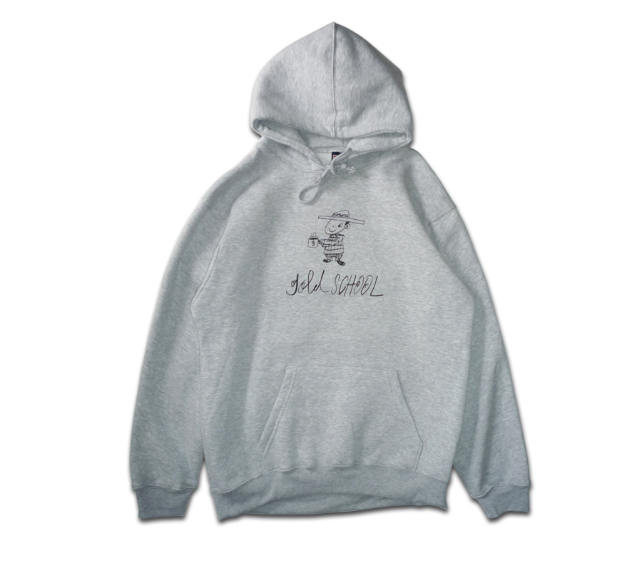 GoldSchool2021IconHoodie