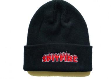 210322SpitfireFlashFireBeanieBlack