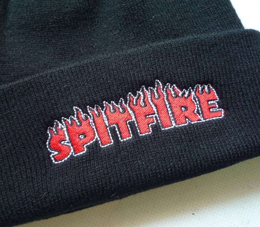 SpitfireFlashFireBeanieBlack2