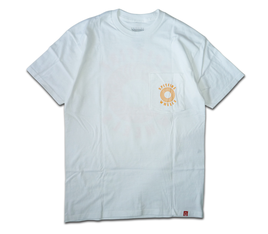 SpitfireHollowClassicPocketTeeWhite