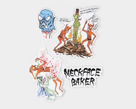 210622BakerxNeckfaceWizardryStickerPack