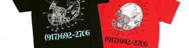 210701CallMe917FootballTee
